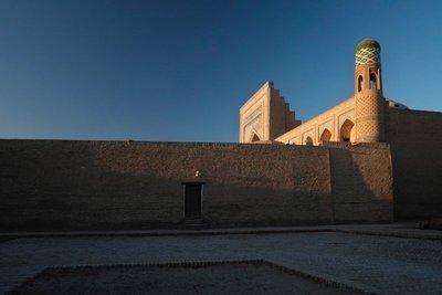 Madrasa Muhammad Rahimkhan, Khiva, UZ