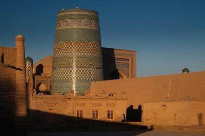 Minaret Kalta Minor, Khiva, UZ