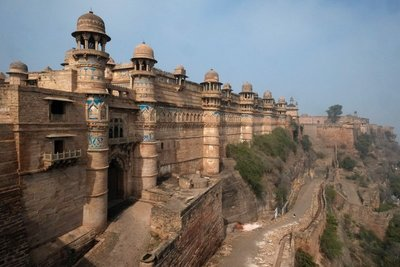 Gwalior Fort, Madhya Pradesh
