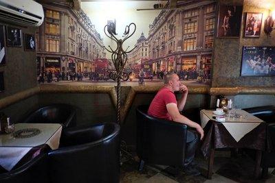 Cafe 135, Bishkek