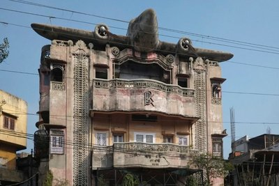 What was the architect thinking? Lucknow, Uttar Pradesh
