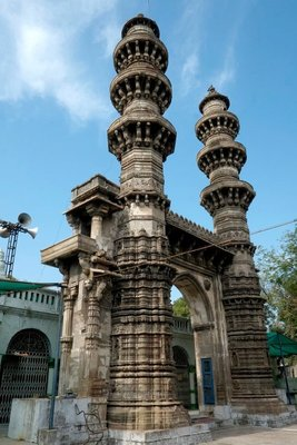 Sidi Bashir Mosque, Ahmedabad, Gujarat