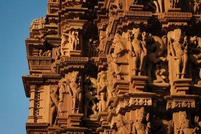 Jagadambi temple, Khajuraho, Madyha Pradesh