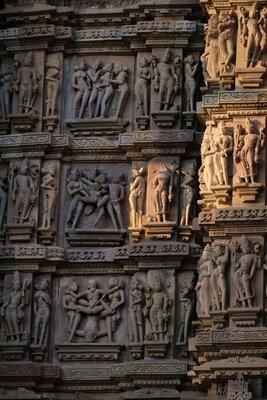 Kandariya Mahadeva temple, Khajuraho, Madyha Pradesh