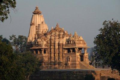 Chitragupta Temple, Khajuraho, Madyha Pradesh