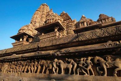 Lakshmana temple, Khajuraho, Madyha Pradesh