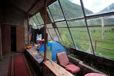 Yak Tours Lodge, Altyn Arashan