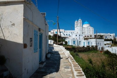 Artemonas village, Sifnos