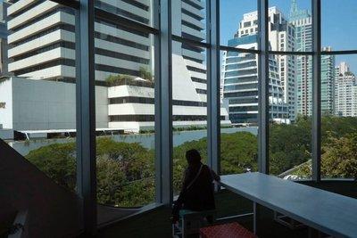 Ultra modern, Bangkok, Thailand