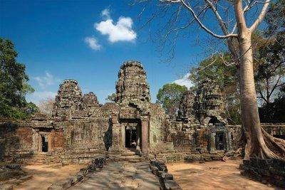 Banteay Kdei Temple, Angkor Wat