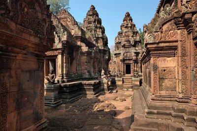 Banteay Srei Temple