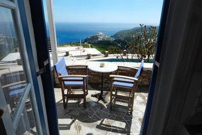 Bella Vista, Artemonas, Sifnos