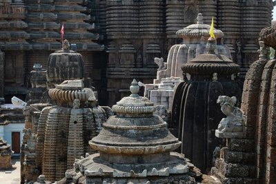 Lingaraj Mandir (temple), Bhubaneshwar