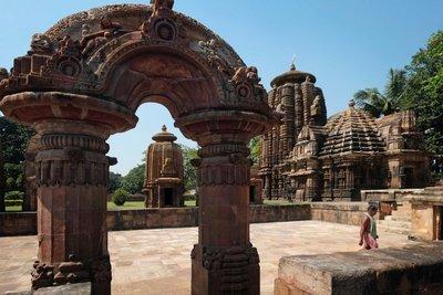 Mukteswar Mandir (temple), Bhubaneshwar