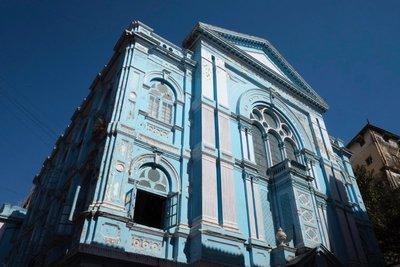Knesset Eliyahoo Synagogue, Bombay