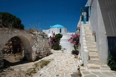 Castle of Antiparos