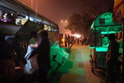 Bus to Amritsar from Delhi