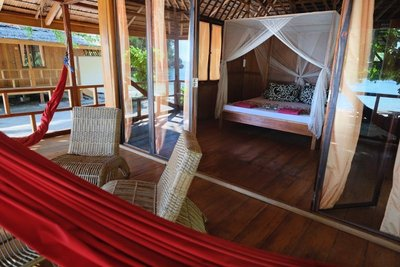 Bungalow 1, Harmony Bay Resort, Togian islands