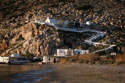 Kamares Bay, Sifnos