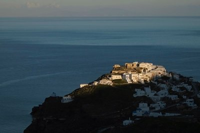 Kastro village, Sifnos