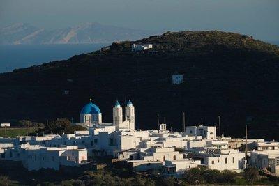 Kato Petali village, Sifnos
