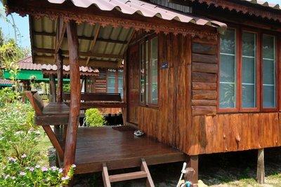 Bungalow, I-Lay House, Ko Kut, Thailand