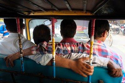 Autorickshaw, Patna