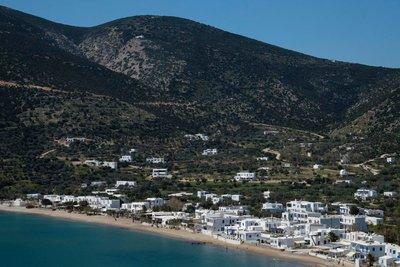 Platys Gialos beach, Sifnos