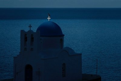 Seven Martys Church, Kastro, Sifnos