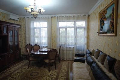 Living room, Dushanbe