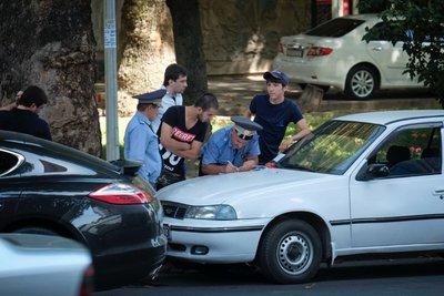 Police Dushanbe