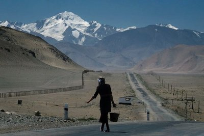 Day 3: The road from Murghab to Karakul