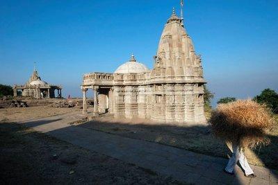 Jain temple, Pavagadh