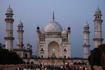 Bibi-ka-Makbara, the mini Taj Mahal, Aurangabad