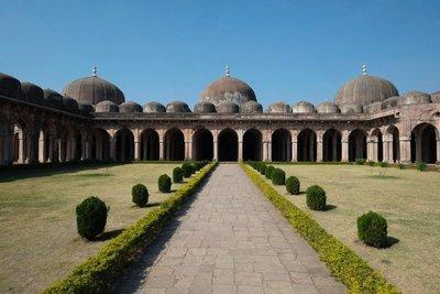 Jami Masjid (mosque), Mandu