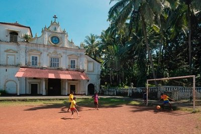 Church, Goa