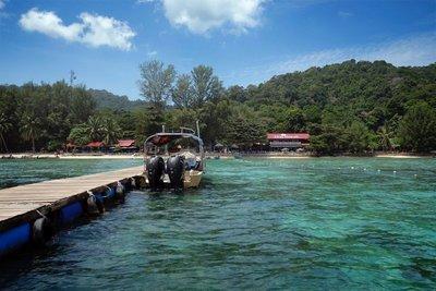 Dock, Perhentian Besar