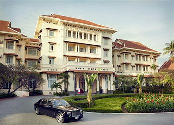 The Raffles Hotel Le Royan, such a unique hotel.