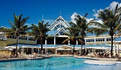 The resort, amazing right?