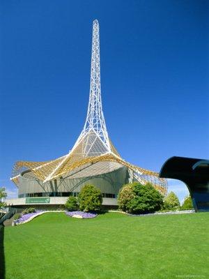 Melbourne Arts Centre.