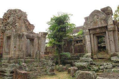 Phnom Chrisor Temple.