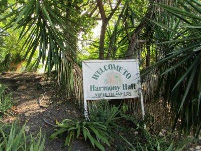 Harmony Hall, art gallery full of wonderful island-y works of art