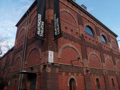 Malthouse Theatre.