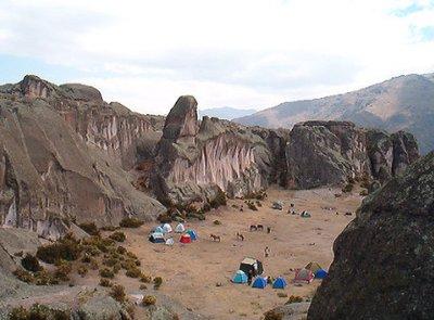 Marcahuas, Peru