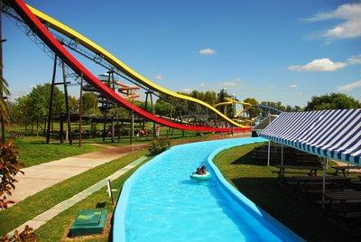 Aquasol Water Park, Argentina