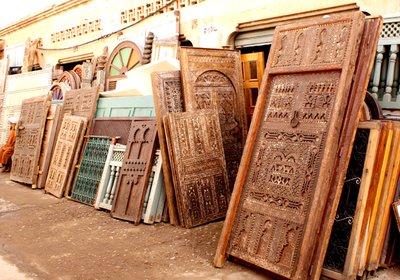 Flea Market, Morocco