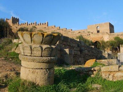 Chellah, Morocco