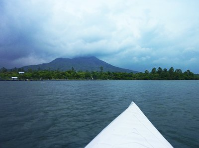 Lake Batur, Indonesia