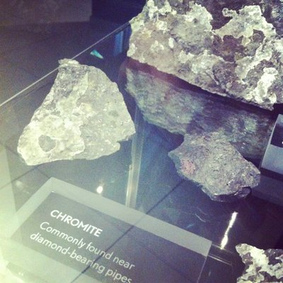 Cape Town Diamond Museum, South Africa