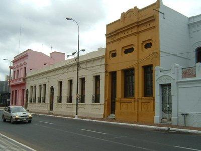 Centro Cultural Manzana de la Rivera, Paraguay